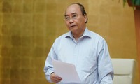 Badan Harian Badan Pengarahan Nasional membahas masalah menyambut warga negara Viet Nam yang terjebak untuk kembali ke tanah air