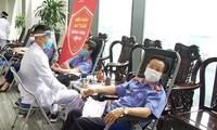 """Perjalanan Merah"" ke-8 menargetkan menyebar-luaskan penyumbangan darah sukarela kepada 600.000 orang"
