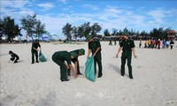 Aktivitas menyambut Pekan Laut dan Pulau Viet Nam serta Hari Samudera Dunia 2020