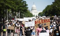Masalah yang diajukan setelah berbagai demonstrasi huru hara di AS
