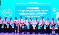Konektivitas kerjasama untuk mengembangkan pariwisata di Kota Ho Chi Minh dan 13 provinsi dan kota di Daerah Dataran Rendah Sungai Mekong