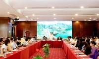 Menyosialisasikan dan mempromosikan pariwisata Provinsi Ninh Binh