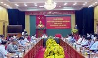 Rombongan para Duta Besar dan Kepala Badan-Badan Perwakilan Viet Nam di luar negeri melakukan kunjungan di Provinsi Thai Nguyen