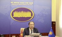Konferensi Istimewa Pejabat Senior (SOM) ASEAN  tentang hubungan luar negeri ASEAN