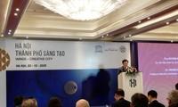 Simposium konsultasi tingkat tinggi tentang gagasan Kota Ha Noi yang kreatif