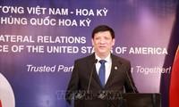 Membawa hubungan Viet Nam-AS terus menjadi infensif dan ekstensif