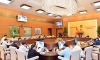 Komite Tetap MN Viet Nam mencatat semua isi yang diperhatikan para pemilih