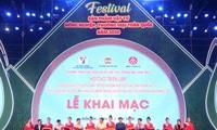 "Pembukaan Festival ""Produk Bahan Material Mertanian dan Perdagangan Nasional 2020"""