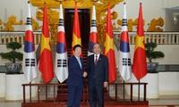 Viet Nam dan Republik Korea berupaya meningkatkan kaliber hubungan kemitraan komprehensif