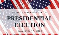 Negara AS Memasuki Hari Pemilihan Presiden