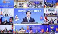 ASEAN Menegaskan Kembali Dukungan Bagi Upaya Damai di Semenanjung Korea