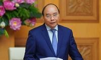 PM Nguyen Xuan Phuc: Menyebarkan Humanisme, Saling Mencintai dan Membantu dari Masyarakat Viet Nam