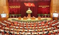 Tanda Inovasi Masa Bakti Kongres Nasional ke-12 Partai Komunis Viet Nam