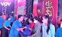"""Festival """"Buruh-Pasaran Kasih Sayang"""" untuk Kaum Buruh Kota Ho Chi Minh"""