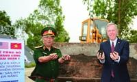 Mengatasi Akibat Perang-Sebagian Penting Dalam Hubungan Viet Nam-AS