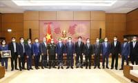 Vietnam Selalu Pentingkan dan Prioritaskan Konsolidasi dan Penguatan Hubungan dengan Kamboja