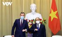Australia Berkomitmen Memberikan Tambahan 1,5 juta Dosis Vaksin kepada Viet Nam