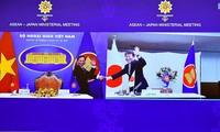 Jepang Tegaskan Dukungan terhadap Pendirian ASEAN tentang Laut Timur