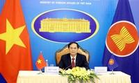 Konferensi Menlu ASEAN-Uni Eropa Mencapai Banyak Hasil Positif