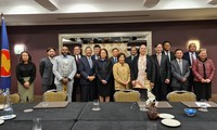 ASEAN dan Negara-Negara Pulau Pasifik Dorong Kerja Sama dengan Australia