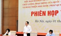 Membangun, Menyempurnakan Negara Hukum Sosialis Viet Nam