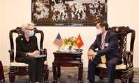 Diplomatik Viet Nam Kembangkan Efektivitas Mekanisme-Mekanisme Kerja Sama dan Saling Dukung di PBB dan Forum-Forum Internasional