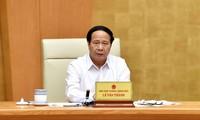 Deputi PM Le Van Thanh Minta Provinsi Bac Giang agar Pulihkan Produksi dan Kendalikan Wabah Covid-19