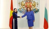 Wakil Presiden Vo Thi Anh Xuan Melakukan Kunjungan Resmi di Bulgaria