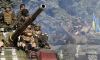 Ukrainian parties violate cease-fire