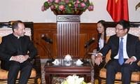 Positive religious values encouraged in Vietnam