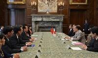 Ho Chi Minh City leaders visit Japan