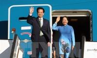 Prime Minister begins official visit to Portugal