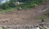 Landslides cause massive damages to Nepal and Japan