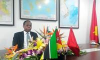 Vietnam, Mozambique mark diplomatic ties