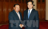 Vietnam, Laos seek to strengthen bilateral ties