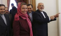 Iranian Foreign Minister optimistic over nuclear deal's implementation