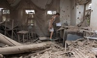 Russia, Ukraine blame each other for escalating conflict