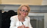 Greece's top judge becomes caretaker Prime Minister