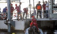 Thailand issues arrest warrant for suspect in Bangkok pier blast