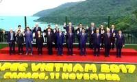 ຜົນສຳເລັດຂອງປີ APEC 2017 ສ້າງກຳລັງຫນູນໃຫມ່ໃຫ້ແກ່ປະເທດຊາດ