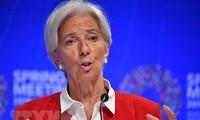 IMF ກ່າວເຕືອນເສດຖະກິດທົ່ວໂລກພວມຢູ່ໃນຈຸດເວລາສະດຸ້ງໄວ