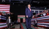 ທ່ານປະທານາທິບໍດີ ອາເມລິກາ Donald Trump ຖືກກ່າວພິຈາລະນາການກະທຳພິດຢ່າງເປັນທາງການ