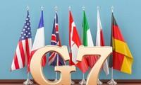 ທ່ານປະທານາທິບໍດີ Donald Trump ພວມຄິດໄລ່ຊັ່ງຊາເຊື່ອມຕໍ່ການຈັດຕັ້ງກອງປະຊຸມ  G7 ຢູ່ ອາເມລິກາ