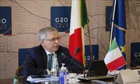 ບັນດາລັດຖະມົນຕີການເງິນ G20 ຈັດກອງປະຊຸມທາງອອນລາຍ