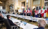 G7 ຖະແຫຼງຈະສະໜັບສະໜູນັນດາເປົ້າໝາຍກ່ຽວກັບສິ່ງແວດລ້ອມ.