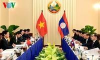 Inician certamen sobre lazos especiales Vietnam-Laos