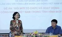 Vietnam promueve los beneficios para los trabajadores