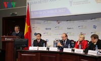 Vietnam y Ucrania con vistas a su cooperación económica más avanzada