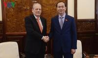 Gobierno vietnamita enaltece la misión del embajador uruguayo