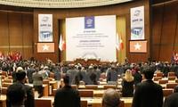Líderes Parlamentarios Asia-Pacífico priorizan la paz, la creatividad y el avance sostenible